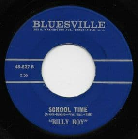 45Re✦ BILLY BOY ✦